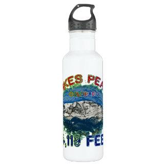 Pikes Peak, Colorado 710 Ml Water Bottle