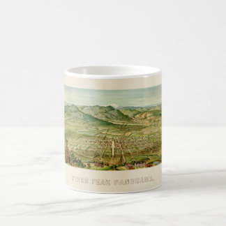 Pikes Peak, Colorado Springs, Colorado (1890) Coffee Mug