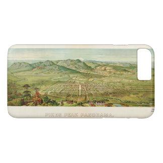 Pikes Peak, Colorado Springs, Colorado (1890) iPhone 8 Plus/7 Plus Case