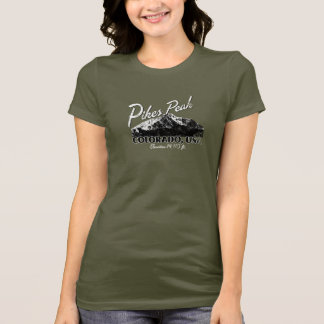 Pikes Peak Colorado USA T-Shirt