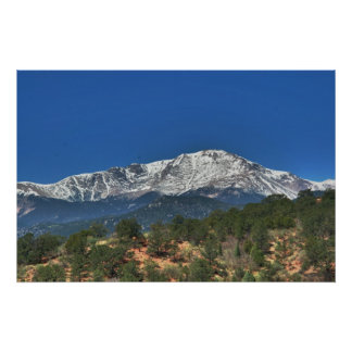 Pikes Peak Poster
