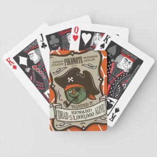 PIKONOTE Bicycle® poker tramp Bicycle Playing Cards