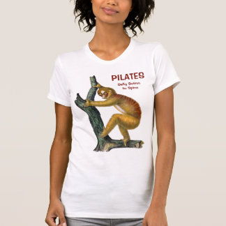PILATES! Belly Button to Spine T-Shirt