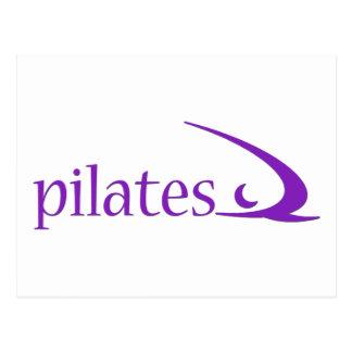 Pilates Design! Postcard