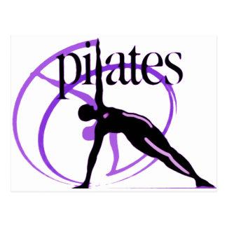 Pilates Method products! Postcard