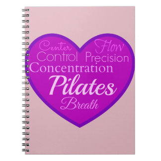 Pilates Note Book