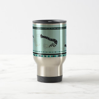 Pilates on the Go Travel Mug