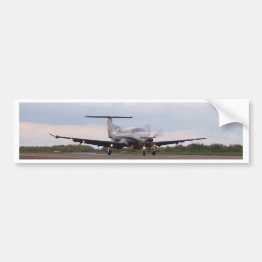 Pilatus PC 12 Bumper Stickers