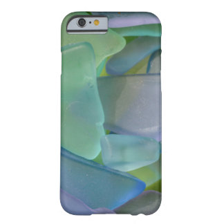 Pile of blue beach glass, Alaska Barely There iPhone 6 Case