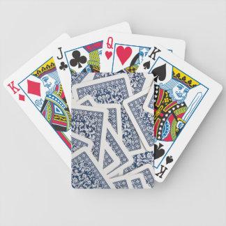 Pile of Cards Design Poker Cards