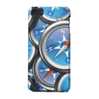 Pile of Nautical Compasses iPod Touch (5th Generation) Covers