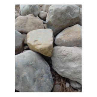 Pile of Rocks Postcard
