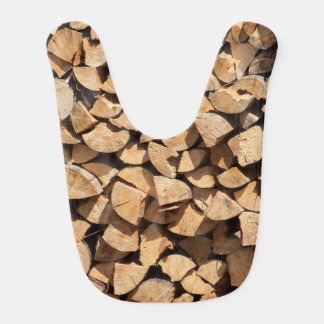 Pile Of Wood Bib