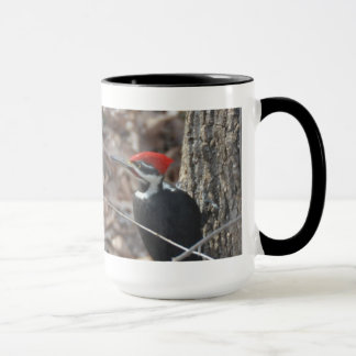 Pileated Woodpecker Mug
