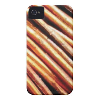 piles of copper pipes Case-Mate iPhone 4 case