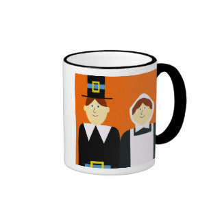 Pilgrim People Coffee Mugs