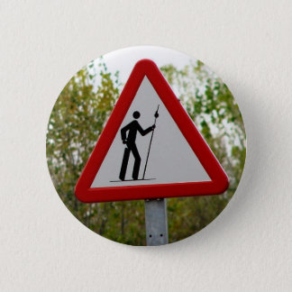Pilgrim Sign Button