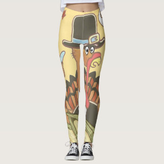 Pilgrim Turkey leggings