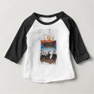 Pilgrims Baby T-Shirt