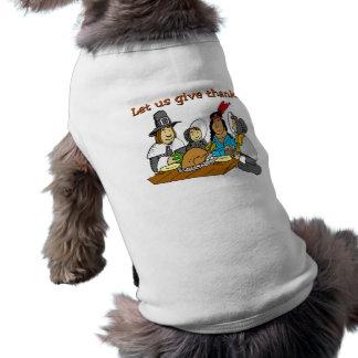 Pilgrims Give Thanks Shirt