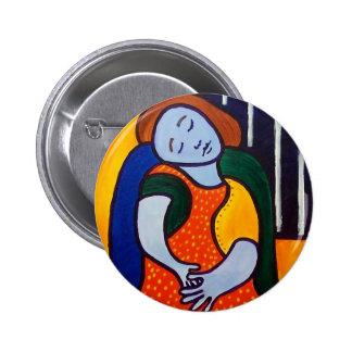 Piliero's 2 6 cm round badge