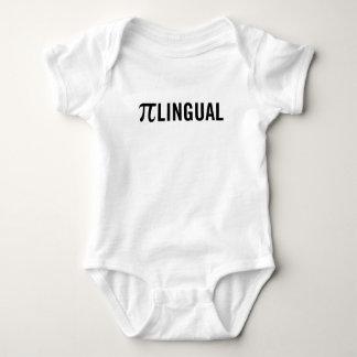 Pilingual Baby Bodysuit