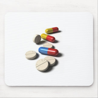 Pill Mouse Pad