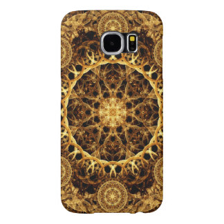 Pillar of Ages Mandala Samsung Galaxy S6 Cases