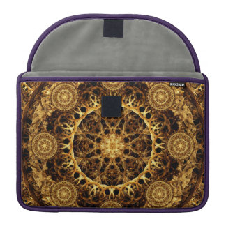 Pillar of Ages Mandala Sleeves For MacBook Pro