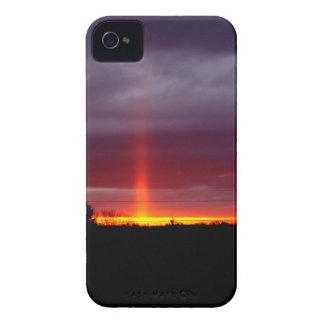 Pillar of Fire at Sunset, St Joseph Island iPhone 4 Cover