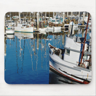 Pillar Point Harbor Mouse Pad