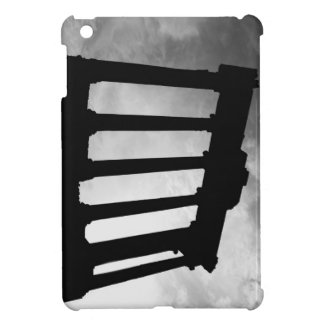 Pillar Silhouette iPad Mini Cases