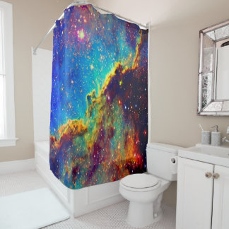 Pillars of Creation Custom Shower Curtain