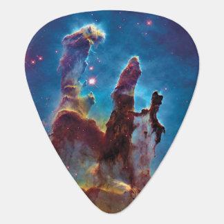 Pillars of Creation M16 Eagle Nebula Space Photo Guitar Pick
