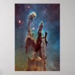 Pillars Of Creation Photographic Poster