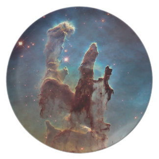Pillars of Creation Plate