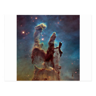 Pillars of Creation Postcard