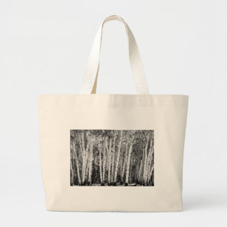 Pillars Of The Wilderness Large Tote Bag