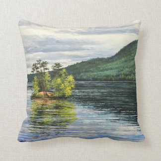 Pillow 16x16 - Moose Pond
