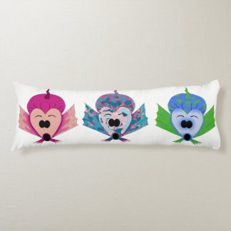 PILLOW BABY/TODDLER THREE FISHY FISH