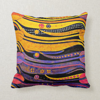 Pillow-Classic/Vintage-Charles Mackintosh 8 Cushion