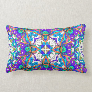 Pillow Drawing Floral Doodle G3