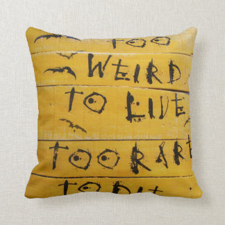 "Pillow ""Fear and Loathing in Las Vegas"""