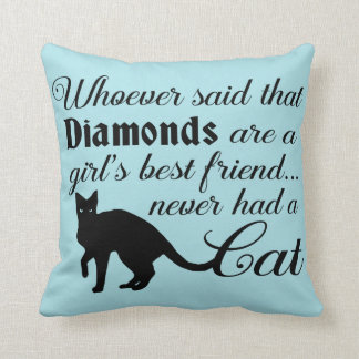 Pillow for Cat Lovers