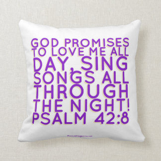 Pillow for Christians: Psalm, Scripture