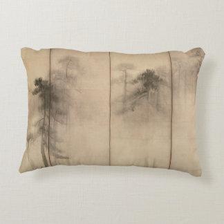 Pillow Hasegawa Tohaku Pine Trees 16th Japanese