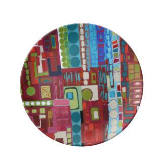 Pillow House Salad Plate