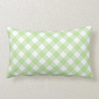 Pillow - Lattice for Lemony White Zinnia