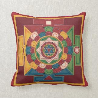 PILLOW - Mandala of the 5 Earth Elements