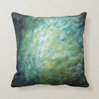 "Pillow - Oil Painting ""Branches"" - MatthewFelixSun"
